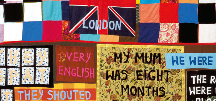 Tracey Emin - Illuminations Media : tracey emin quilts - Adamdwight.com