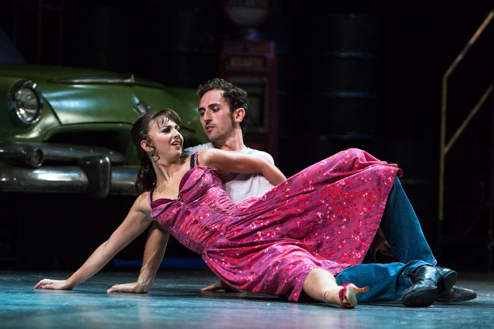 Matthew Bourne S The Car Man Available On Dvd And Blu Ray